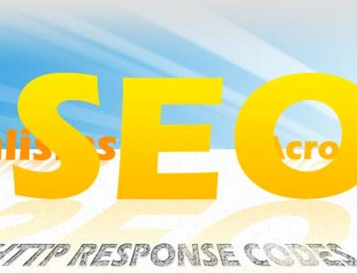 SEO Acronyms, Initialisms and Common HTTP Response Codes